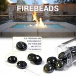 Fire Glass Bead Size