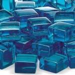 Pacific Blue Fire Cubes 2.0 Close