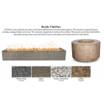 New! Rustic Hand Pressed Concrete Finishes