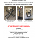 AWEIS - Field Serviceable Parts