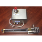 All Weather Electronic Ignition System (AWEIS) Low Capacity Max Output of 125k Btu.hr.
