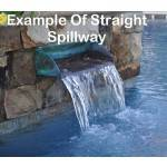 Spillway Pool Scupper Example