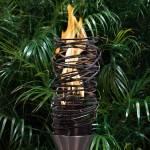 Tangled Gas Tiki Torch