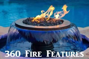 Fire Feature - 360