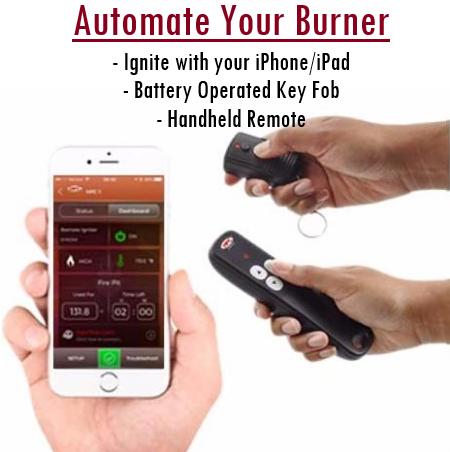 Automate Your Gas Burner
