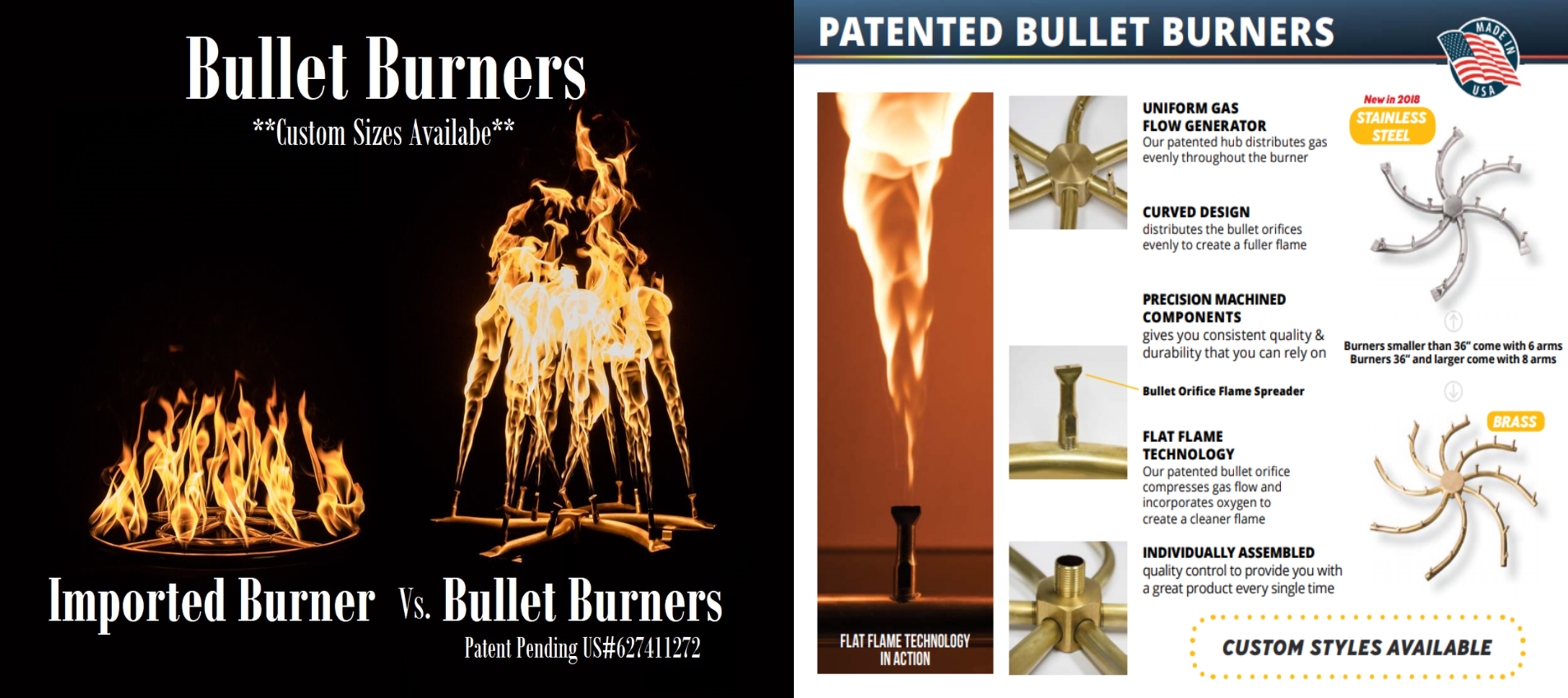 Bullet Burner Technology