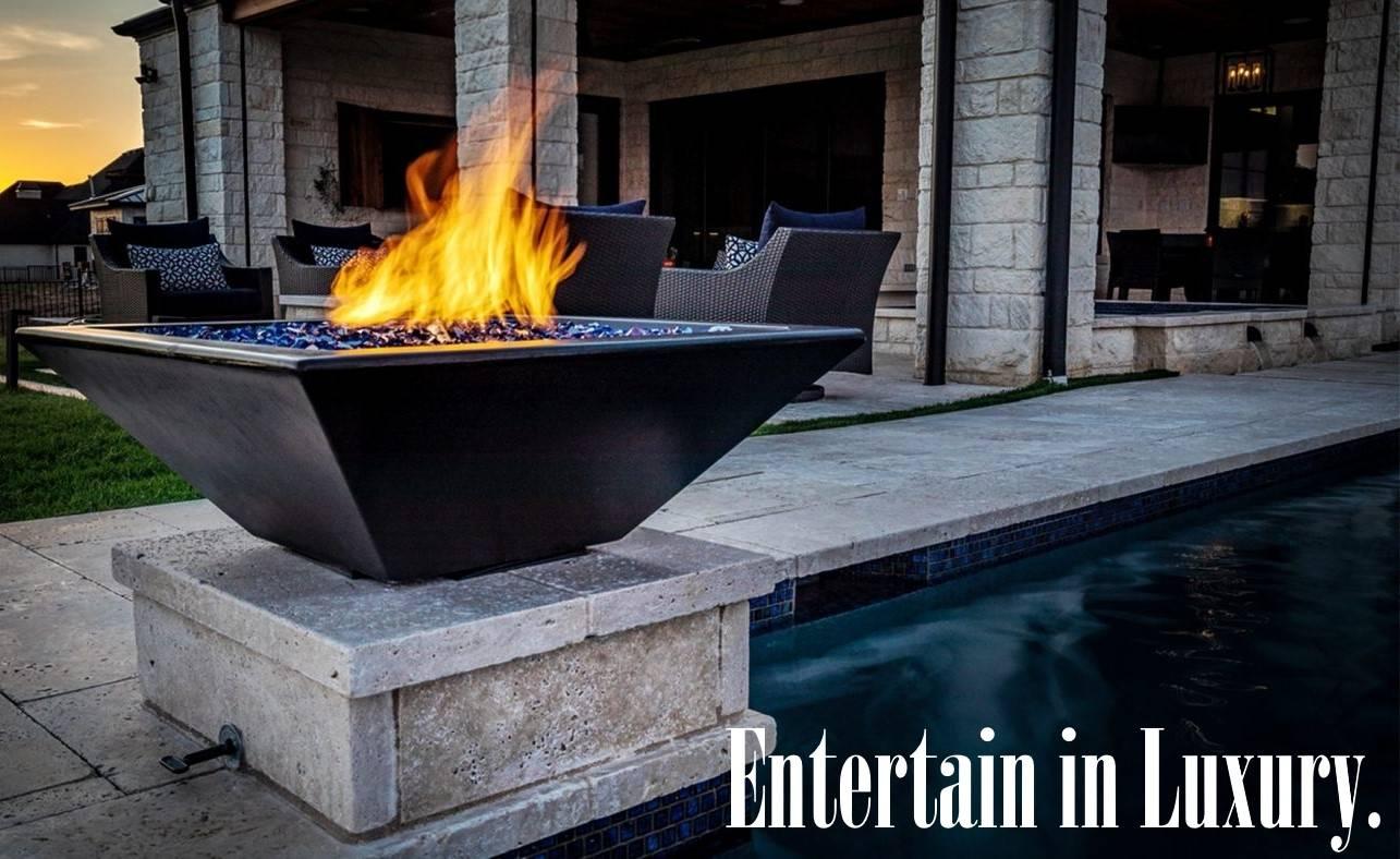 Entertain in Luxury. Lifestyle