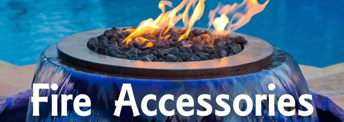 Fire Pit & Fireplace Accessories