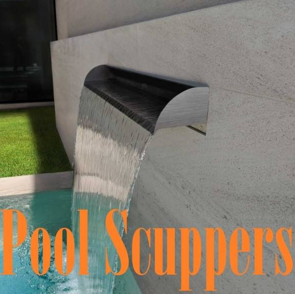 Pool Scuppers