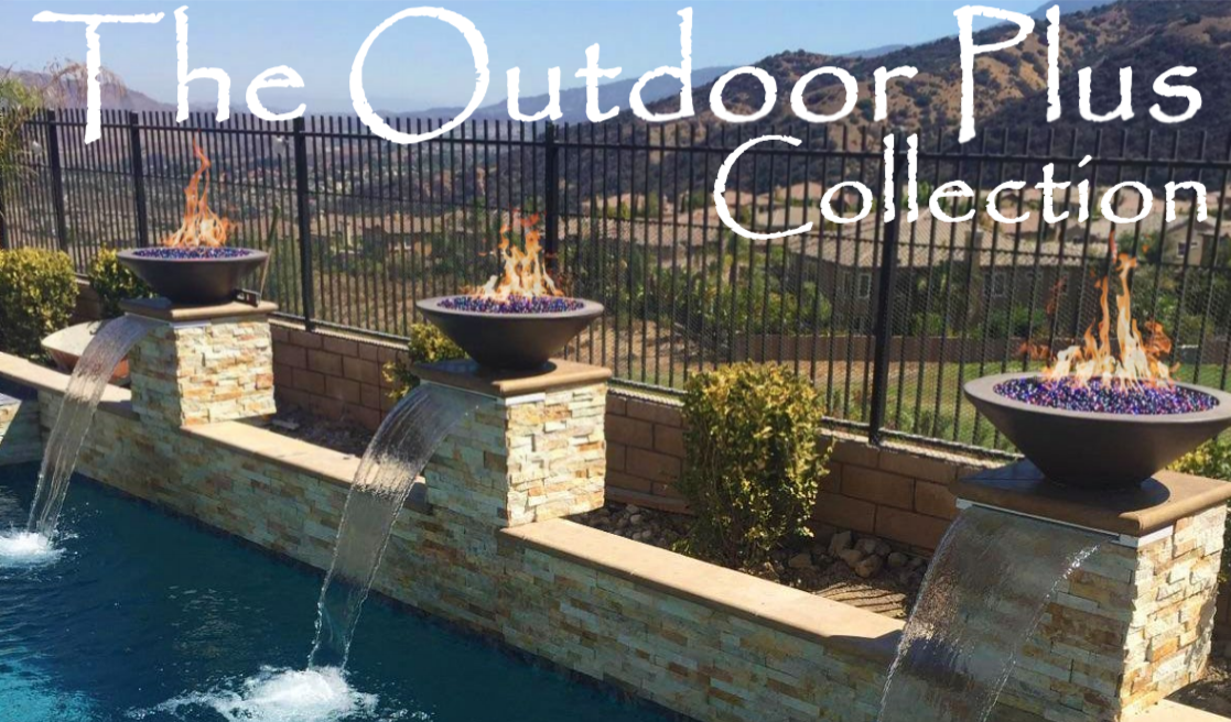 The Outdoor Plus Top Fire Bowls