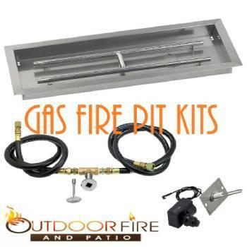 Gas Fire Pit Kits